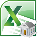 Excel Loan Amortization Calculator Template Software icon