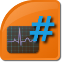 Twitter hashTag Monitor icon