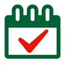 Pop-up Excel Calendar icon