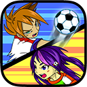 Yuki And Rina Football icon