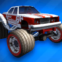Crazy Monster Trucks icon