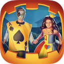 Solitaire Game - Halloween 2 icon