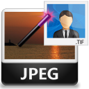 Convert Multiple JPG Files To TIFF Files Software icon