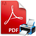 PDF Print Multiple Files Software icon