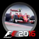 F1 2016 icon