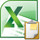 Excel List Files In Folder Software icon