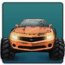 Monster Trucks Urban Race icon