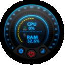 Cpu RAM Widget icon