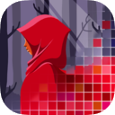 Fairytale Griddlers: Red Riding Hood Secret icon