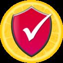 Orange Defender Antivirus icon