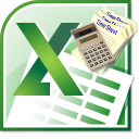 Excel Timesheet Template Software icon