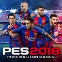 Pro Evolution Soccer 2018 icon