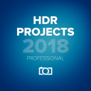 HDR projects professional icon
