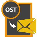 Stellar OST to PST Converter icon