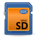 Free SD Memory Card Data Recovery icon