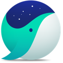 NAVER Whale icon