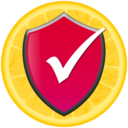 Orange Defender Antivirus icon
