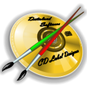 CD Label Designer icon