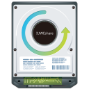IUWEshare Hard Drive Data Recovery icon