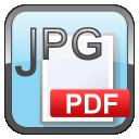 PDF to JPG icon