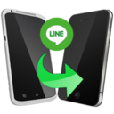 Backuptrans Android Line to iPhone Transfer icon