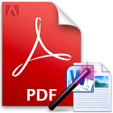 Convert Multiple PDF Files To MS Word Documents Software icon
