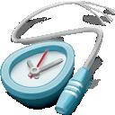 Motivate Clock icon