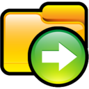 Alternate File Move icon