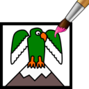 Kea Coloring Book icon