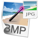 Convert Multiple BMP Files To JPG Files Software icon