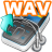 OJOsoft MP3 to WAV Converter icon