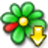 ICQ Toolbar icon