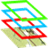 The Overlay Maker icon