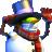 Christmas 3D Screensaver icon