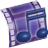 Free FLV Player by Tonec icon
