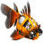 Cyberfish 3D Screensaver icon
