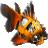 Cyberfish 3D Screensaver icon