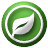 Verbatim GREEN BUTTON icon