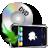 WinX Free DVD to iPod Ripper icon