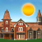 Sun Village 3D Screensaver icon
