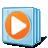 OpenPlsInWMP icon