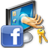 Facebook Password Recovery Master icon