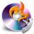 Gold Burn icon