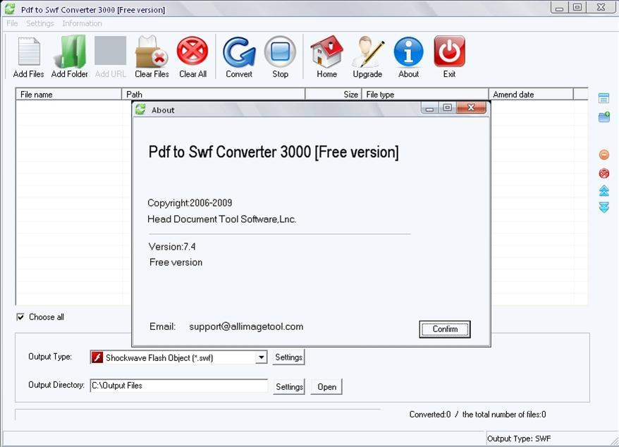 Download the latest version of PDF To JPG Converter