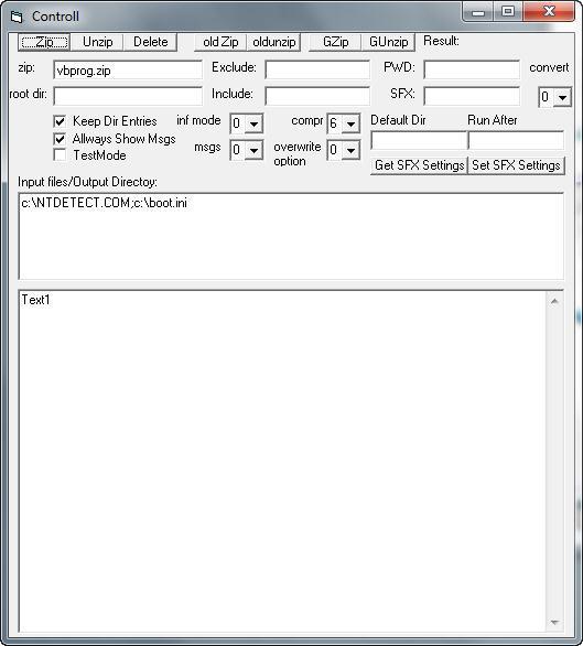 ZBit zip-unzip component Pro download for free - SoftDeluxe