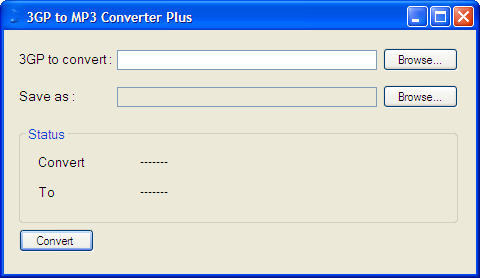 3GP to MP3 Converter - blogger.com