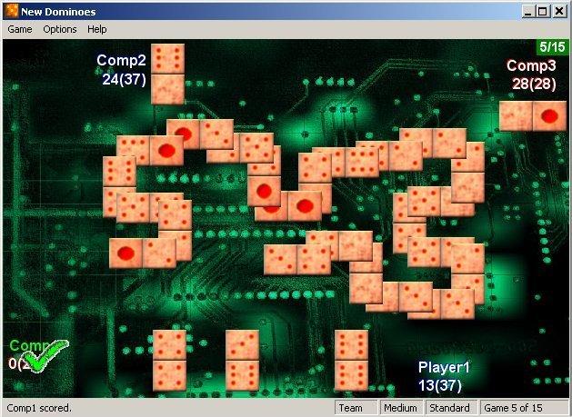 New Dominoes latest version - Get best Windows software