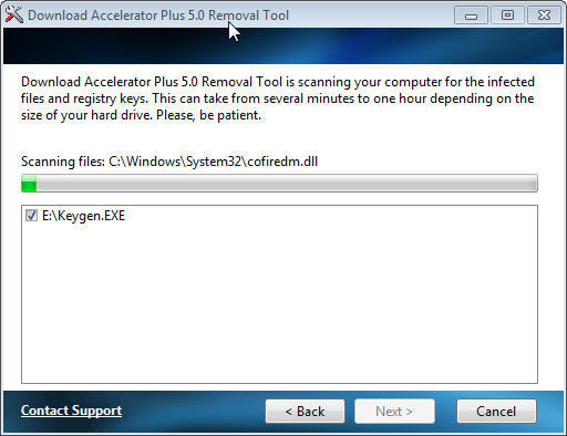 Download Accelerator Plus Removal Tool download for free - SoftDeluxe