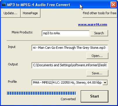 MPEG to MP3 - Convert audio online
