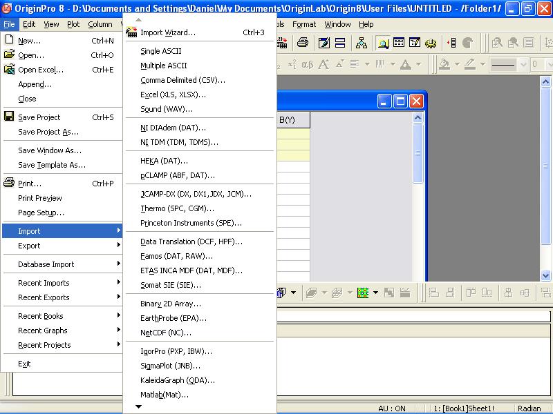 OriginPro latest version - Get best Windows software